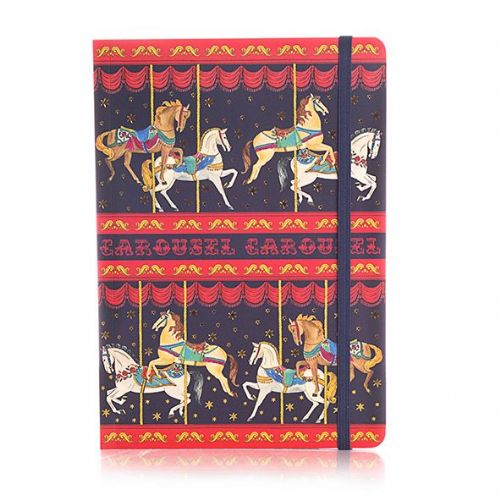 Milly Green A5 Carousel Notebook